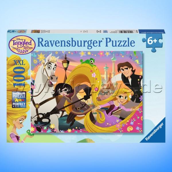 "Disney Puzzle Rapunzel ""Rapunzels neue Abenteuer"" von Ravensburger 10750"
