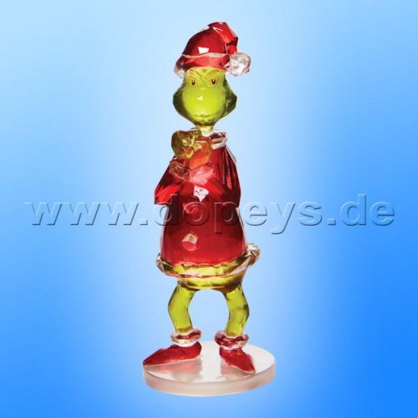 Facets Disney - Der Grinch mit Facettenschliff Figur ND6009076 Disney Showcase Collection