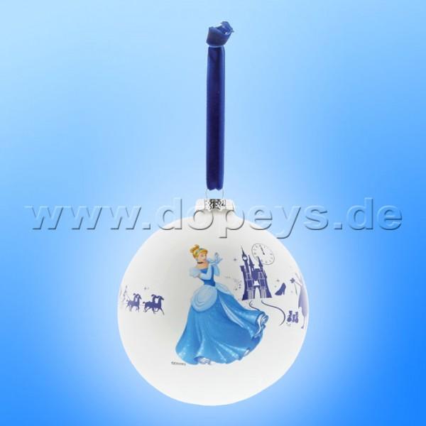 "Disney Enchanting Collection - Cinderella Weihnachtskugel / Glaskugel ""A Wonderful Dream"" A29788"