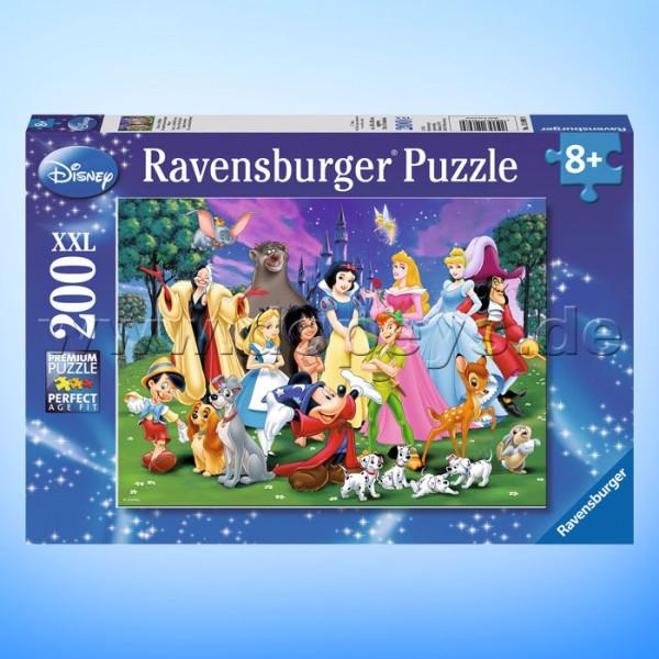 "Disney Puzzle Klassiker ""Disney Lieblinge"" von Ravensburger 12698"