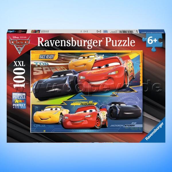 """Disney Puzzle Cars """"Vollgas!"""" von Ravensburger 10961"""