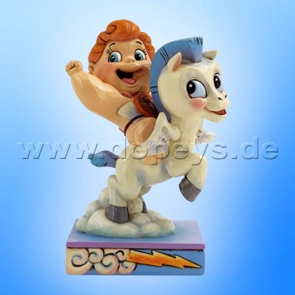 Disney Traditions - Friends Take Flight (Pegasus & Hercules) von Jim Shore 6010092