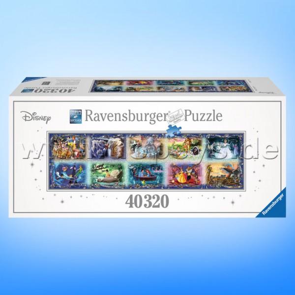 """Disney Puzzle """"Unvergessliche Disney Momente"""" von Ravensburger 17826"""