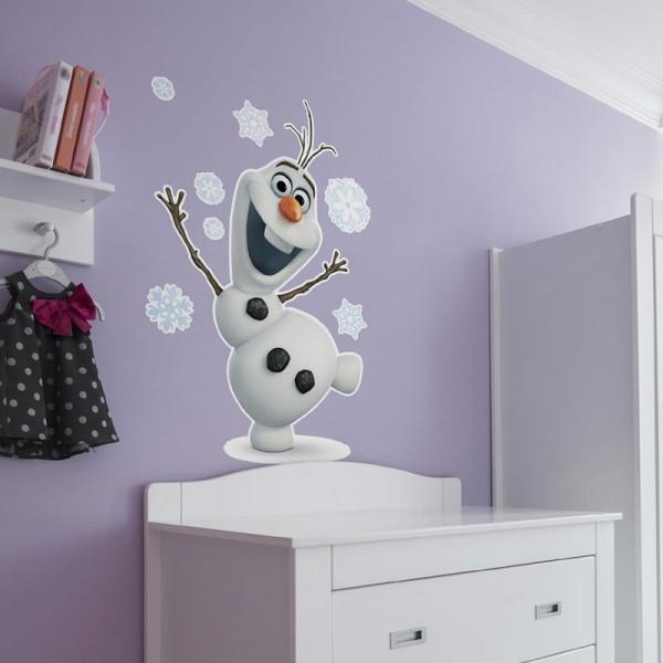 """Disney Wandsticker / Wandaufkleber Die Eiskönigin """"Frozen Olaf"""""""
