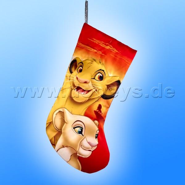 """Kurt S. Adler - Disney Weihnachtsstrumpf """"Der König der Löwen"""" DN7197"""