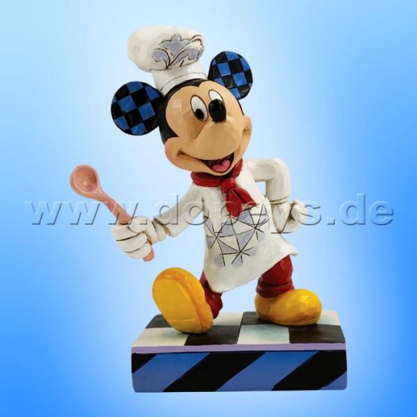Disney Traditions - Bon Appétit (Mickey als Chefkoch) von Jim Shore 6010090