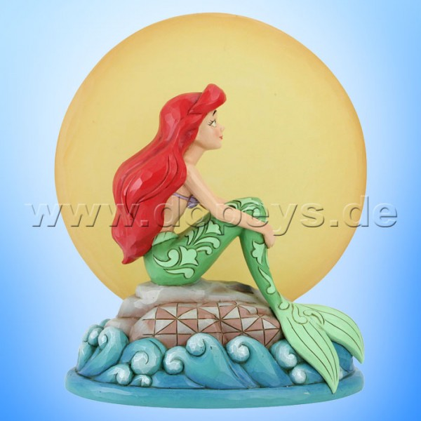 Mermaid by Moonlight (Arielle im Mondlicht) Figur von Disney Traditions / Jim Shore - Enesco 6005954