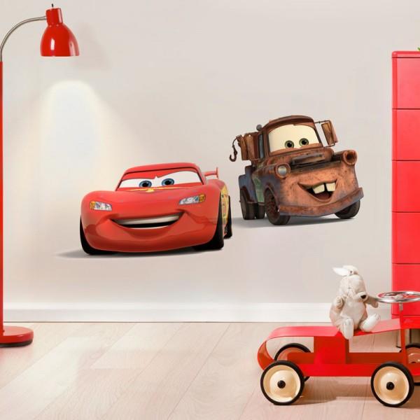 """Disney Wandsticker / Wandaufkleber """"Cars Friends"""