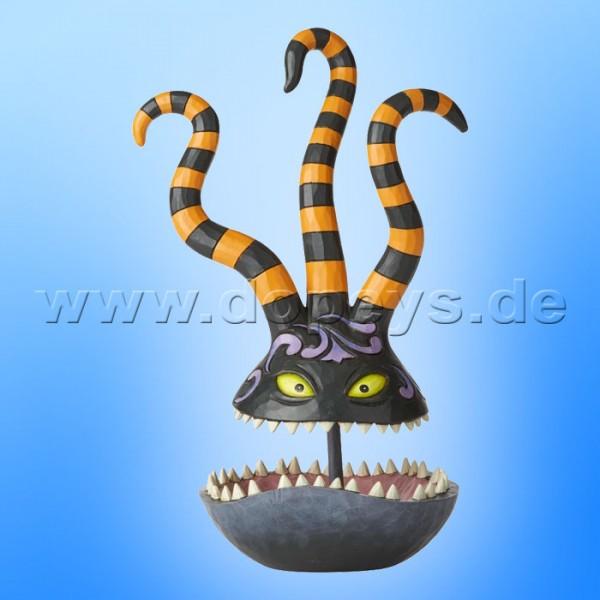 Disney Traditions - Toothy Terror (Harlequin Dämon Süßigkeitenschale) von Jim Shore 6002838