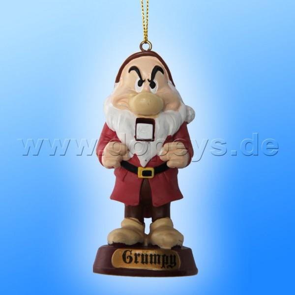 "Kurt S. Adler - Disney 7 Zwerge ""Brummbär Nussknacker"" Weihnachtsbaumanhänger / Ornament DN6814O"