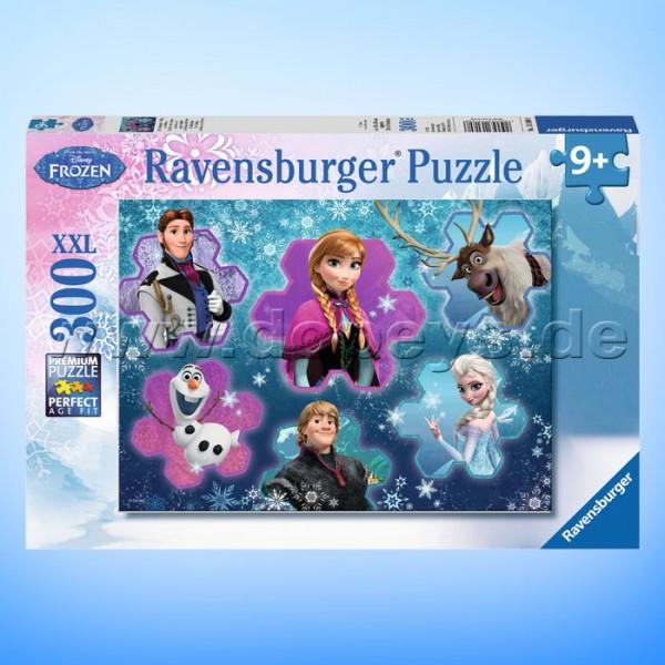"""Disney Puzzle """"Die Eiskönigin - Völlig unverfroren"""" von Ravensburger 13180"""
