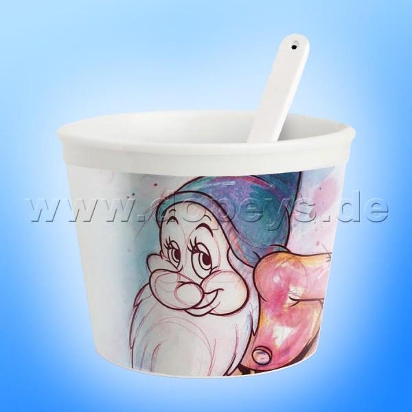 """Disney Eisbecher mit Eislöffel """"Pimpel"""" im italienischen Design, 25 cl"""