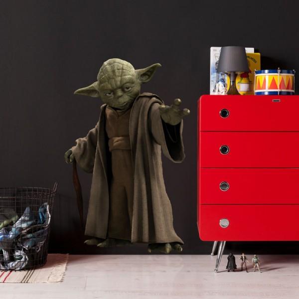 """Star Wars Wandsticker / Wandaufkleber """"Yoda"""