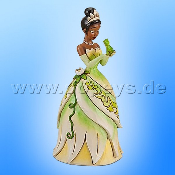 "Disney Traditions / Jim Shore Figur von Enesco. ""A Soulful Spirit (Tiana Sonata Musikfigur)"" 4020793."
