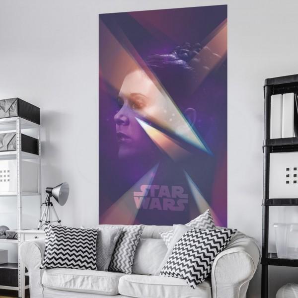 "Star Wars Vlies Fototapete ""Star Wars Female Leia"" 1,20m x 2,00m"