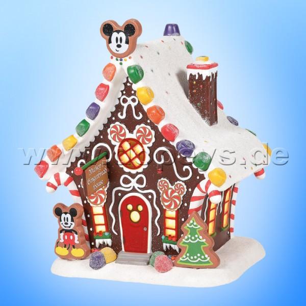 Disney Village - Mickey Maus Lebkuchenhaus A30315