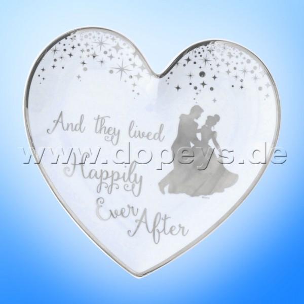 Disney Enchanting Collection - Cinderella Hochzeits-Schale / Teller für Eheringe A29340