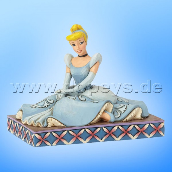 Be Charming (Cinderella Personality Pose) Figur von Disney Traditions / Jim Shore - Enesco 6001276
