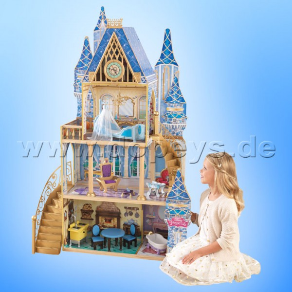 "Puppenhaus Disney Princess Cinderella ""Royal Dream"" von KidKraft 65400"