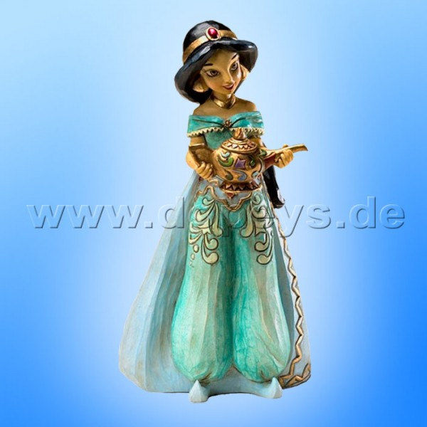 "Disney Traditions / Jim Shore Figur von Enesco. ""Arabian Princess (Jasmin Sonata Musikfigur)"" 4020792."