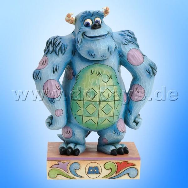 "Disney Traditions / Jim Shore Figur von Enesco ""Gentle Giant (Sulley Sullivan - Monster AG)"" 4031489."