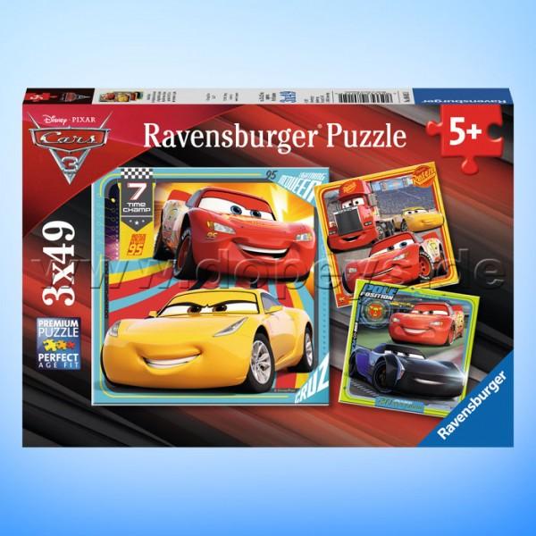 "Disney Puzzles Cars ""Bunte Flitzer"" von Ravensburger 08015"