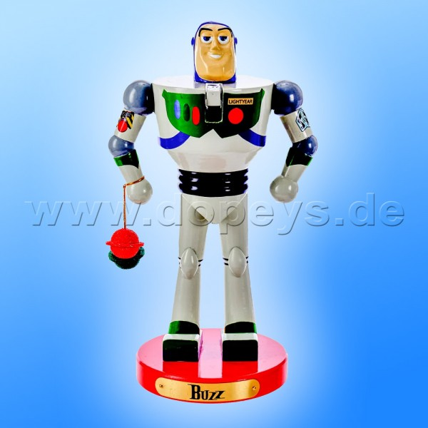 "Kurt S. Adler - Disney Nussknacker ""Buzz Lightyear"" Toy Story DN6802L"