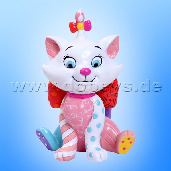 """Disney Figur - Mini """"Marie"""" Aristocats von Romero Britto 6006088"""