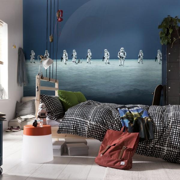 """Star Wars Fototapete """"Star Wars – Scarif Beach"""""""