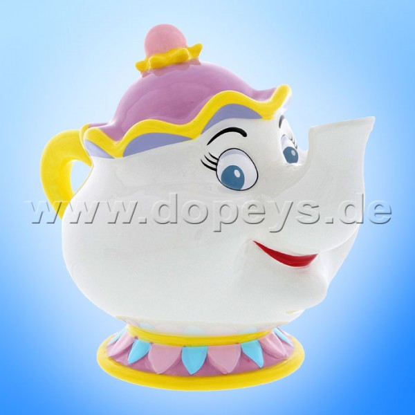 "Disney Enchanting Collection von Enesco ""Something There"" (Madame Pottine Spardose) A29508"