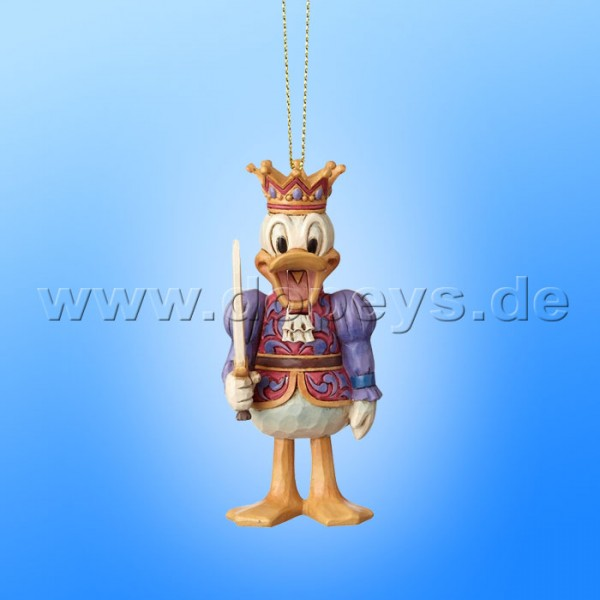"Disney Traditions / Jim Shore Figur von Enesco. Donald Duck Nussknacker Ornament Baumanhänger"" A29383"