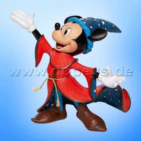 "Disney Showcase Collection - ""Mickey als Zauberer"" Fantasia (80 Jahre Jubiläumsfigur) von Enesco 6006274 Couture de Force"