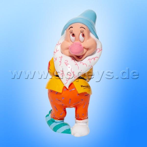"Disney Figur - Mini ""Pimpel"" 7 Zwerge von Romero Britto 6007106"